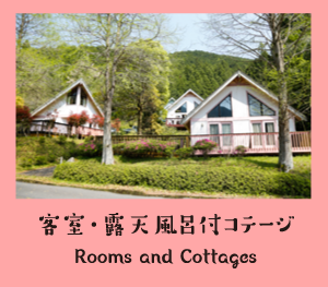 rooms and cottages